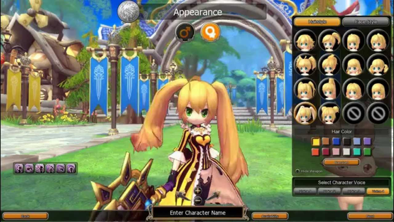 Dragomon Hunter Aeria Games - Character Creation Mage