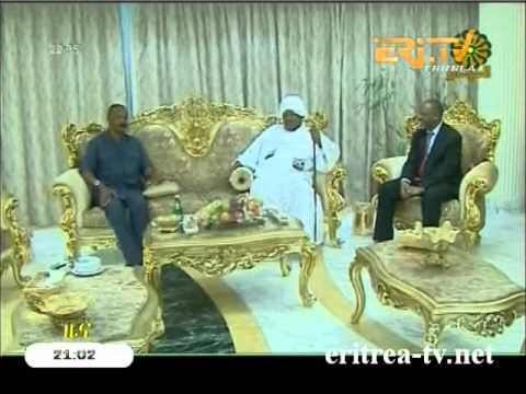 Eritrean PIA visits various economic establishments in Republic of Sudan