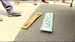 NTSA cracks down on illegal number plates