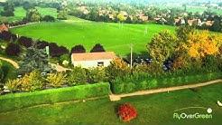 Golf De Villennes - drone aerial video - Overview (long)