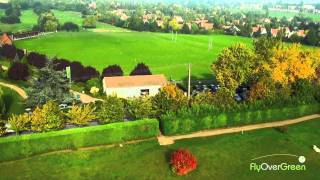golf de villennes video a rienne flyovergreen. Black Bedroom Furniture Sets. Home Design Ideas