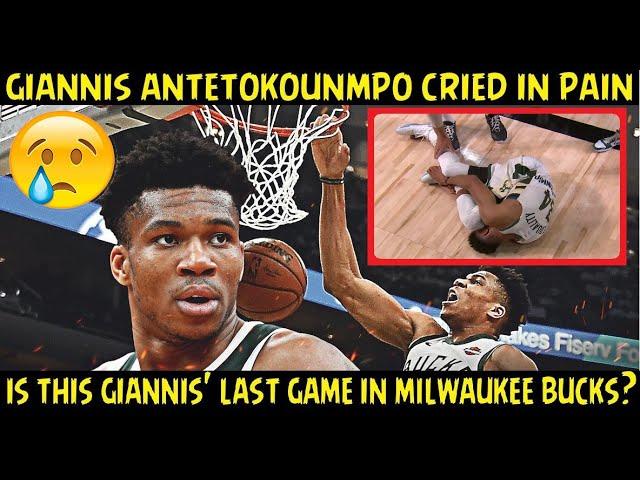 Giannis Antetokounmpo Bucks' Out Game 5 vs. Heat