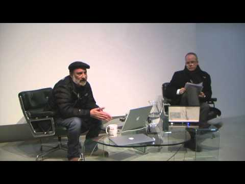 Santiago Sierra 'In Conversation' with Hans Ulrich Obrist Part I