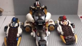 Lego Ninjago WBTM Episode 48 The Elemental Sensei of Fire