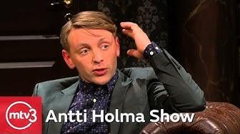 Kasvatus ja biologinen kello   Antti Holma Show   MTV3