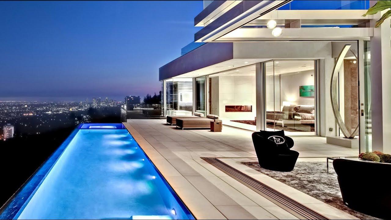 Modern Homes Los Angeles California