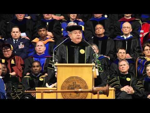 Hockey Canada Chairman Joe Drago Receives Clarkson University Honorary Degree