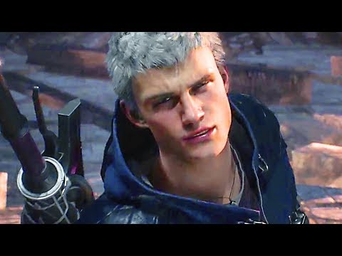 DEVIL MAY CRY 5: Devil Breaker Gameplay Trailer (Gamescom 2018) PS4 / Xbox One / PC