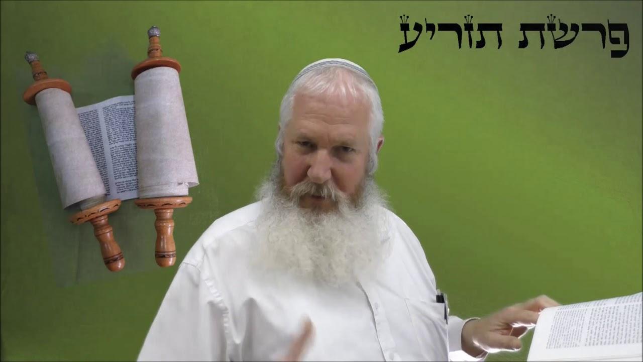 רגע של פרשה עם הרב אילן צפורי פרשת תזריע