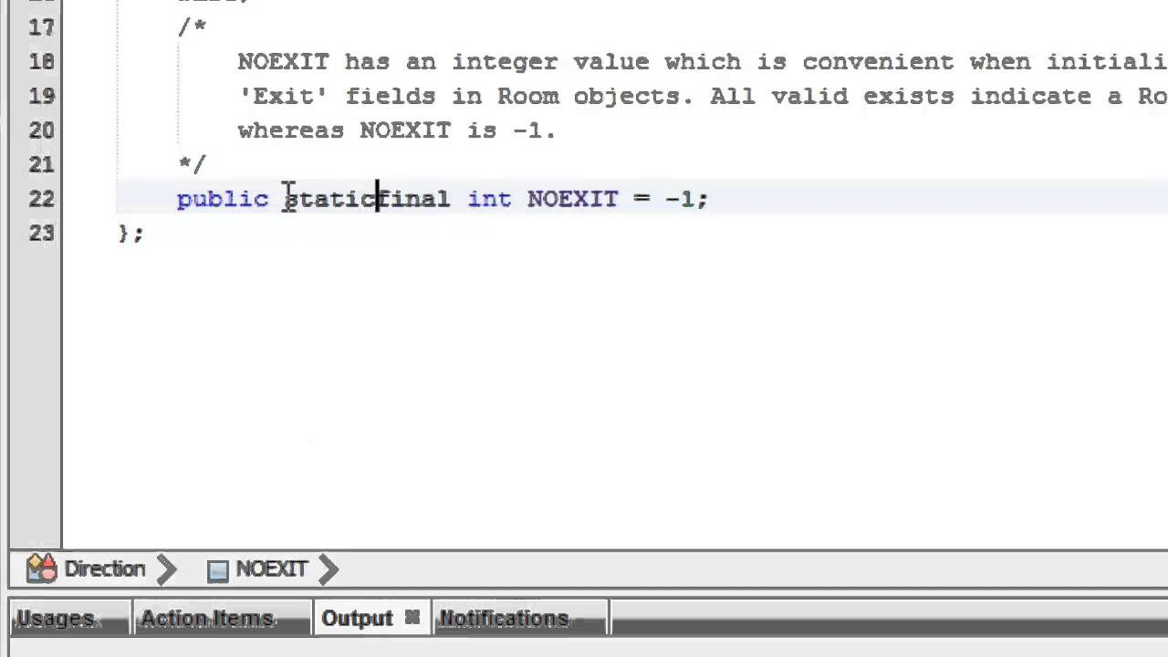 Constants In Java How To Declare A Constant Const Or Final