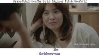 [Karaoke - Thaisub] Every Time - Chen X Punch