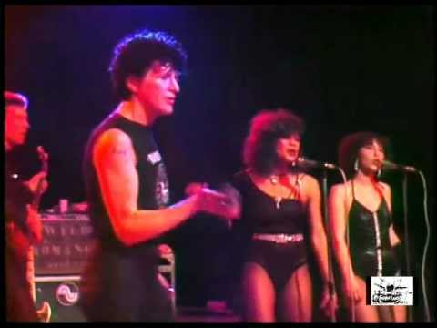 I can't stand the Rain - Herman Brood & His wild Romance