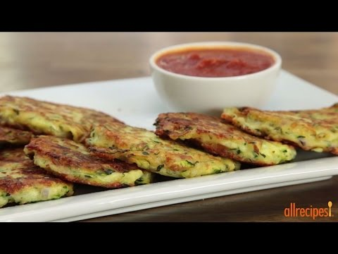 how-to-make-zucchini-patties-|-zucchini-recipes-|-allrecipes.com
