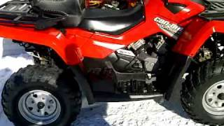 Can-Am Bombardier Outlander 800 MAX 2007 BRP, VTT, ATV, .3GP