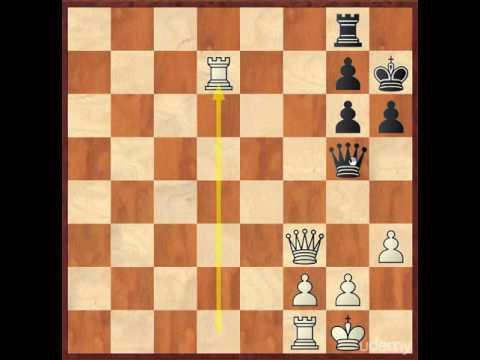 Chess Tactics : Tactic: X-ray