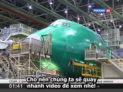 Lắp ráp Boeing 787 Dreamliner