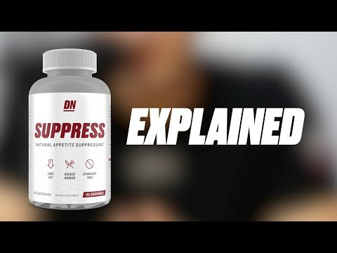 Suppress Explained, Appetite Suppressant Pills, Do They Work?