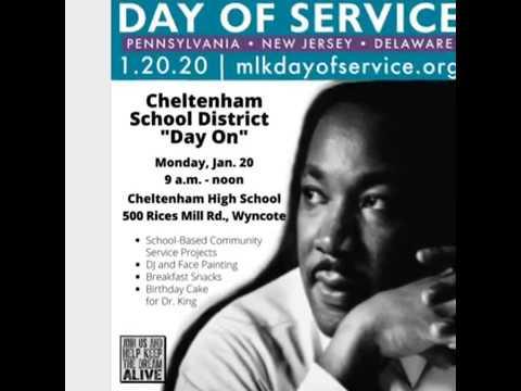 MLK Day of Service 01-20-20
