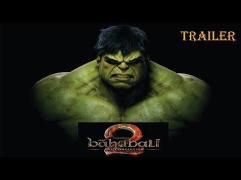 Bahubali 2 trailer Hulk version remix