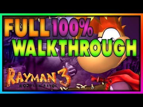 hoodlum havoc rayman скачать игру 3