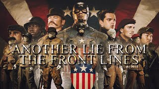 Captain America | Another Lie From The Front Lines