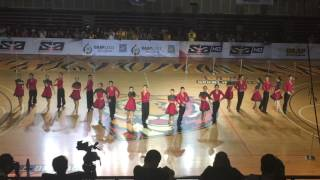 UP Ballroom Formation Dance: Latin
