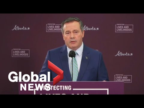 Alberta updates COVID-19 vaccine rollout plan and continuing care restrictions   FULL