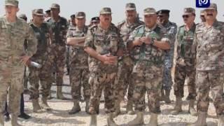 """استمرار فعاليات التمرينات العسكرية المشتركة """"الأسد المتأهب 2017"""""""