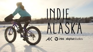 I Am A Winter Cyclist | INDIE ALASKA