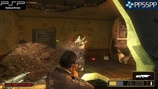Resistance: Retribution - PSP Gameplay 1080p (PPSSPP)