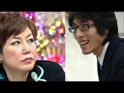 金慶珠vs竹田恒泰!韓国人に歴史的に本当のコトを言うと・・・「一発、殴っていいニカ?」