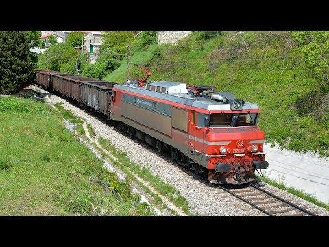 Trains in Slovenia (1) - Koper route