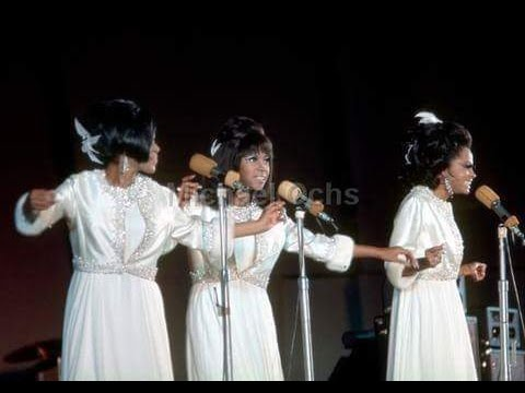 The Supremes - Benefit Concert at Hollywood Bowl 67'