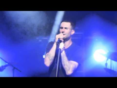 Maroon 5, Love Somebody, JBL Private Show, The Beacon NYC. Jan 2014