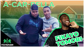CHUNKZ, FILLY AND FIKAYO TOMORI SING DRAKE  | A-CAR-PELLA