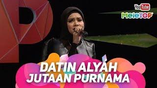 Download Jutaan Purnama oleh Datin Alyah | Persembahan Live MeleTOP | Nabil & Neelofa Mp3