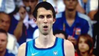 ЧМ по лёгкой атлетике 2013 в Москве. Богдан Бондаренко 2.41 (Men