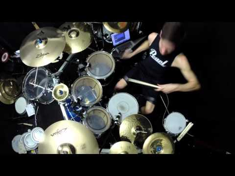 Don't Let Me Down - Drum Cover - The...