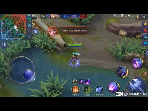 Rank match ( Mobile Legends )