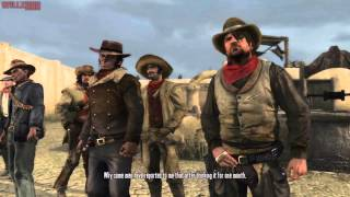 Red Dead Redemption - Mission #24 - The Assault On Fort Mercer