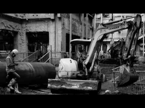 National Gallery Singapore: Construction Time-lapse