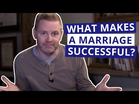 WHAT MAKES A MARRIAGE SUCCESSFUL? | 3 Secrets Of A Successful Marriage | Christopher West