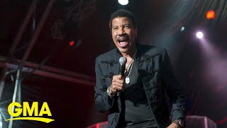 Our favorite Lionel Richie moments for his birthday | GMA