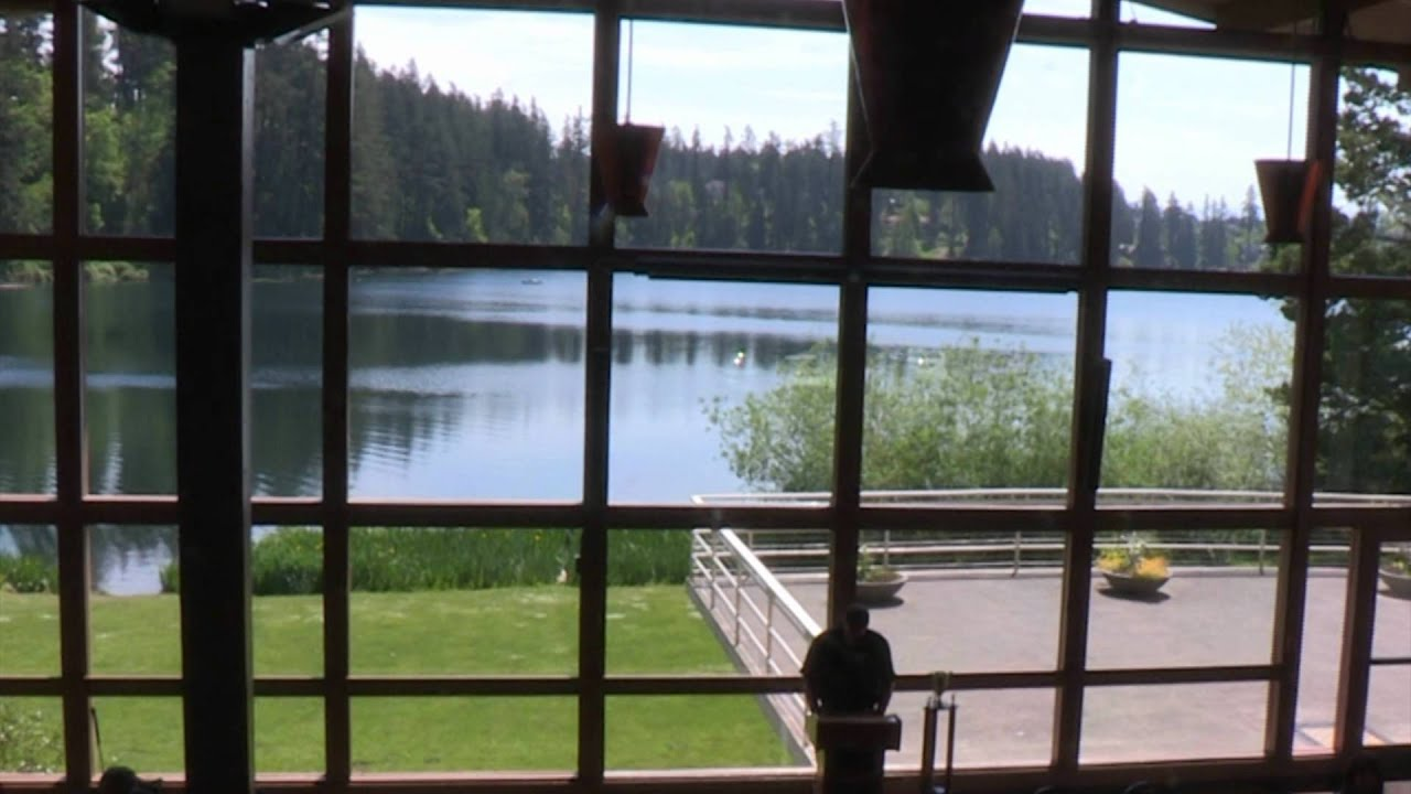 Lake Wilderness Lodge Wedding Video