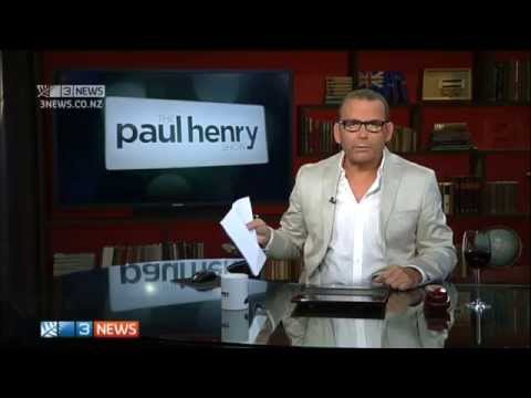 You got to ask Paul Henry Anything; Now Hear His Answers.
