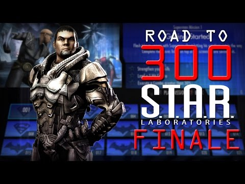 Road to 300 - FINALE - Zod (S.T.A.R. Labs Mission 291-300)