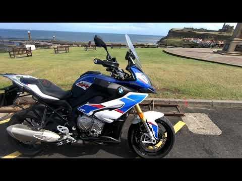 BMW S1000 XR Comparison to BMW R1200 GS Adventure
