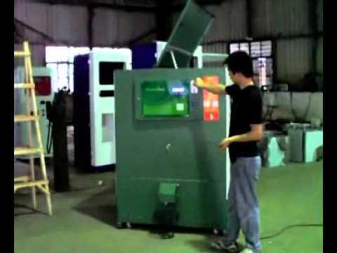 Innovative Golf Ball Vending Machine Youtube