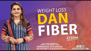 Weight Loss with DAN Fiber