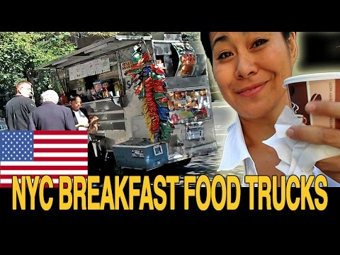 Breakfast Food Trucks in New York City